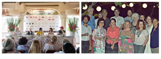 Ubud Writers & Readers Festival, Bali, 2015