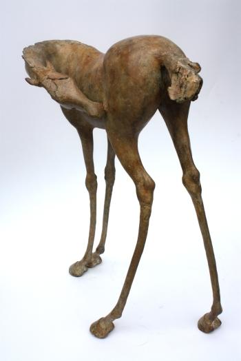Pushkin (bronze)