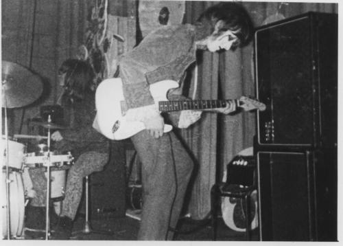 1. Tony. Psychedelia verite 1968 !