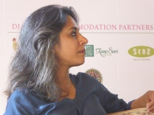 Anuradha Roy: 'I think very hard about endings, even at the start of a book.'