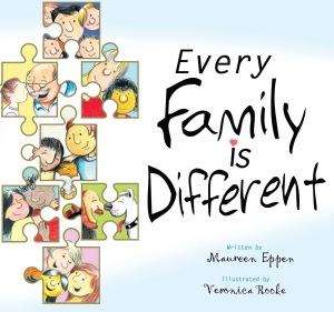 Every Family is Different_cover
