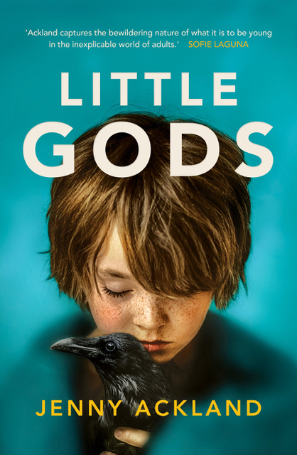 LITTLE GODS COVER