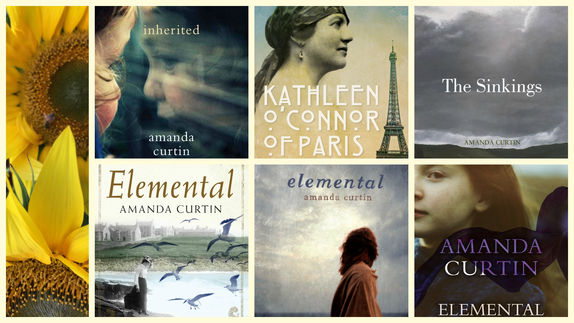 The Inheritance (an Elemental series Book 1)