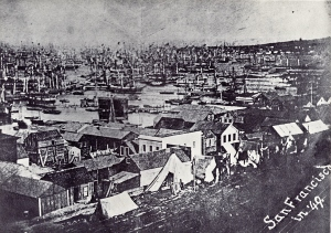 San-Francisco-in-1849