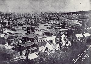 San-Francisco-in-1849