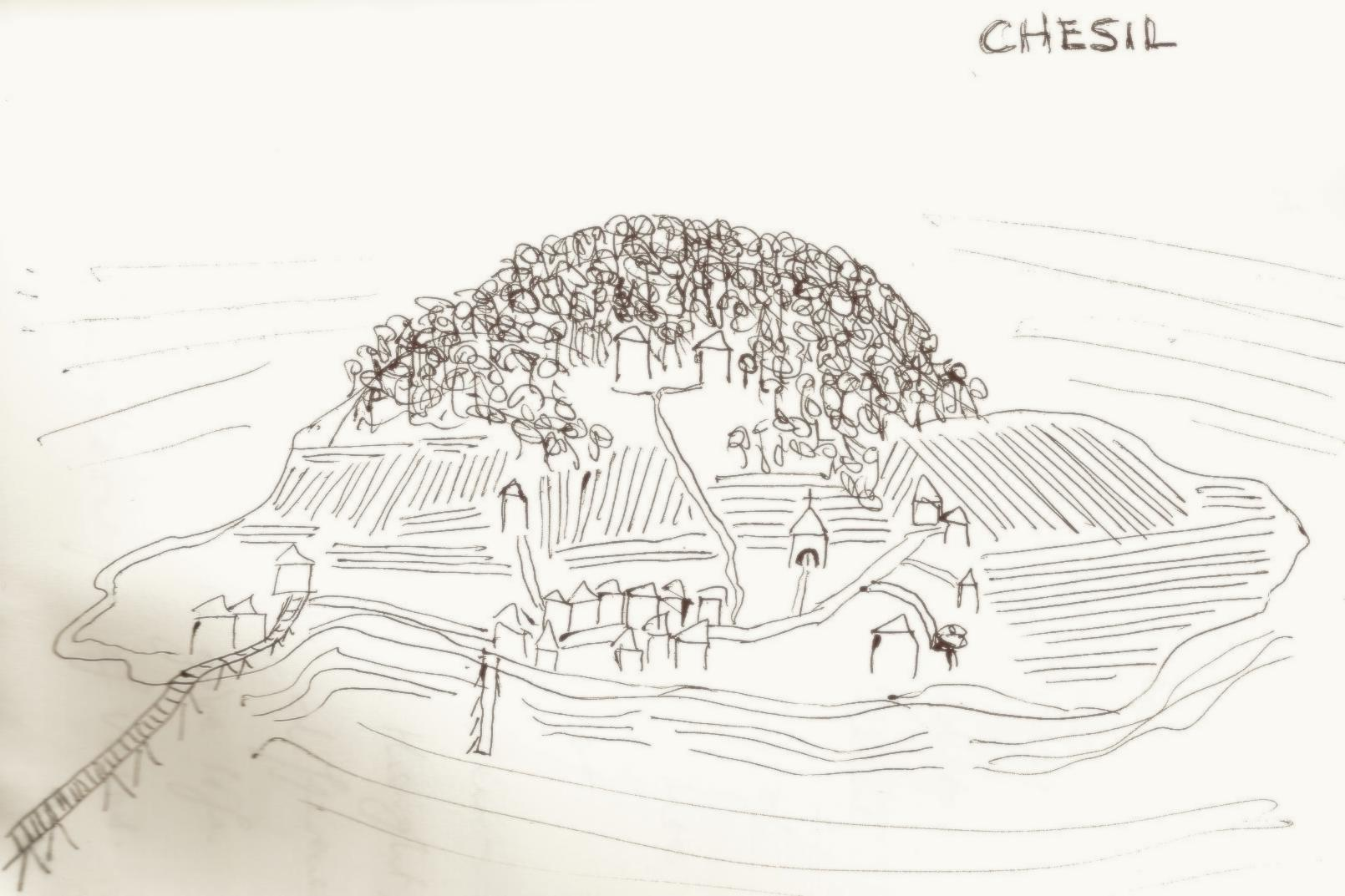 Chesil drawing